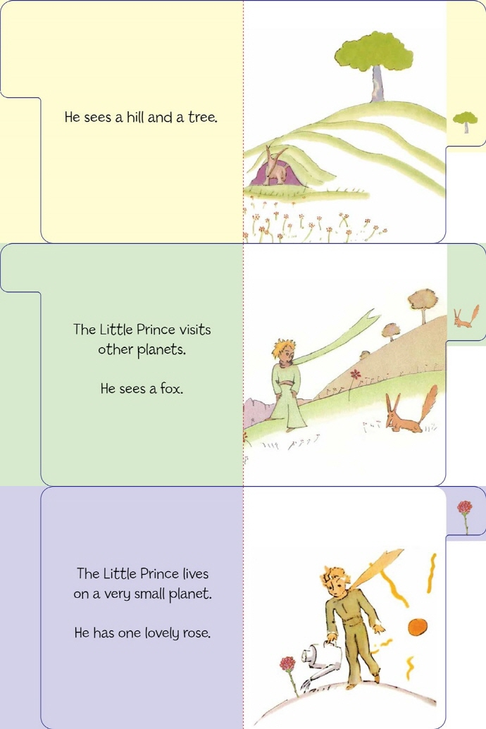 Travels with the Little Prince 도서 상세이미지