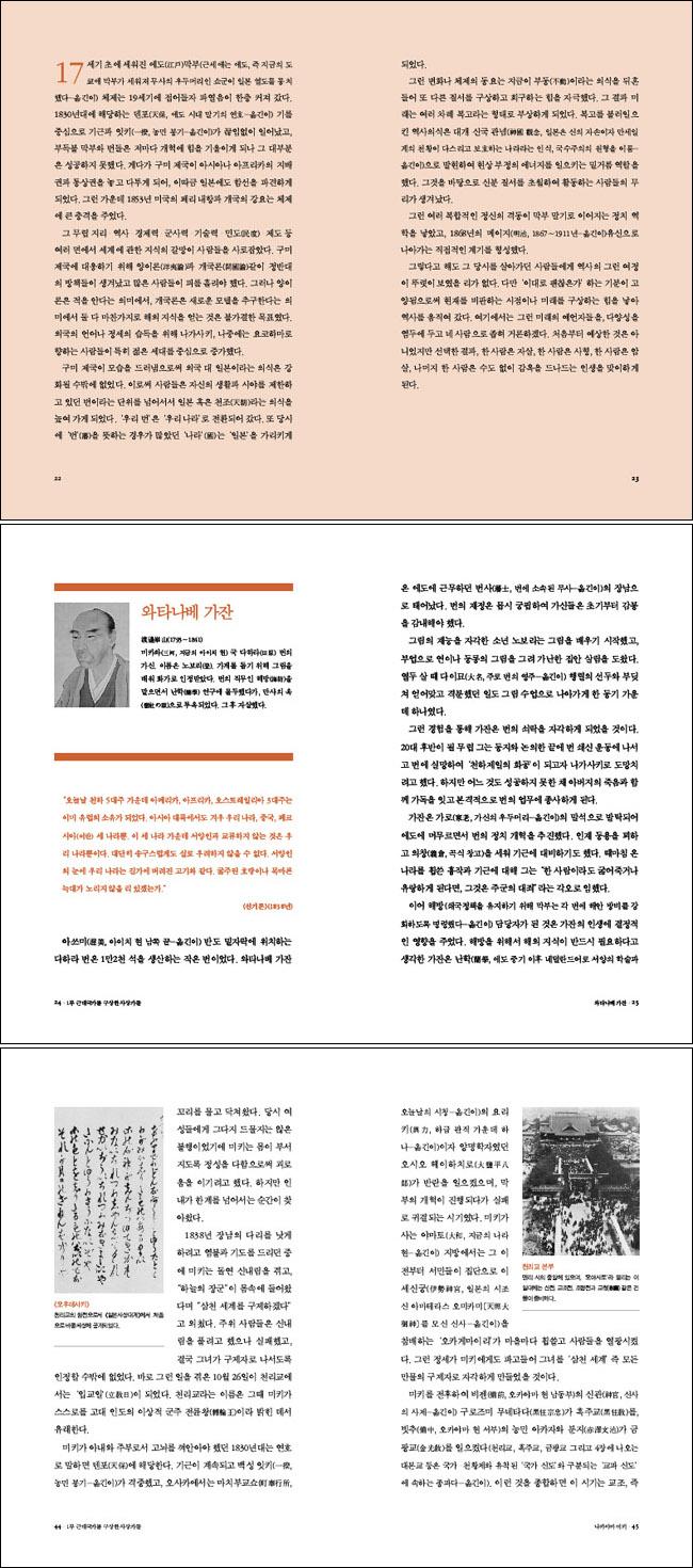 근대 일본의 사상가들(반양장) 도서 상세이미지