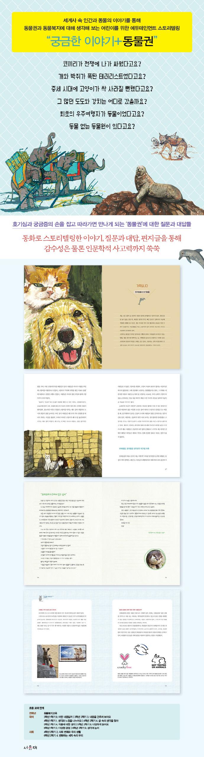 동물권(궁금한 이야기 플러스(+)) 도서 상세이미지