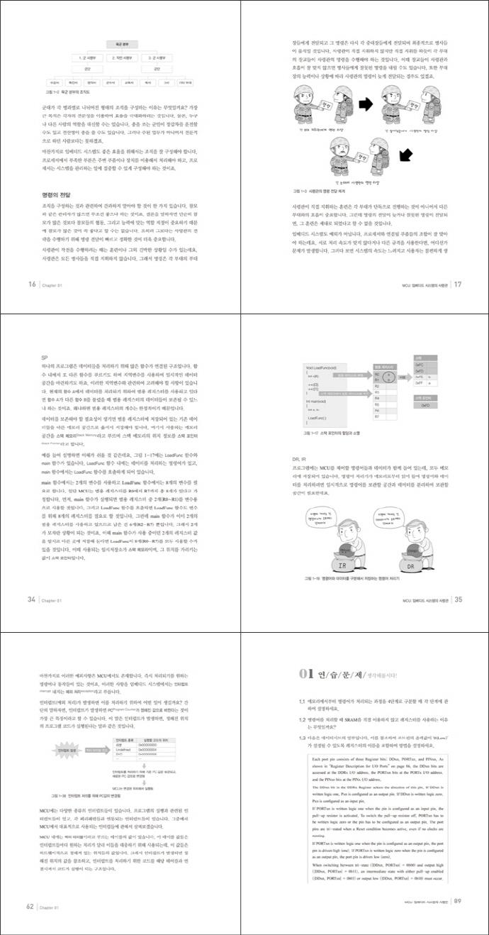 하드웨어 소프트웨어의 원리와 구조(쉽게 읽는) 도서 상세이미지