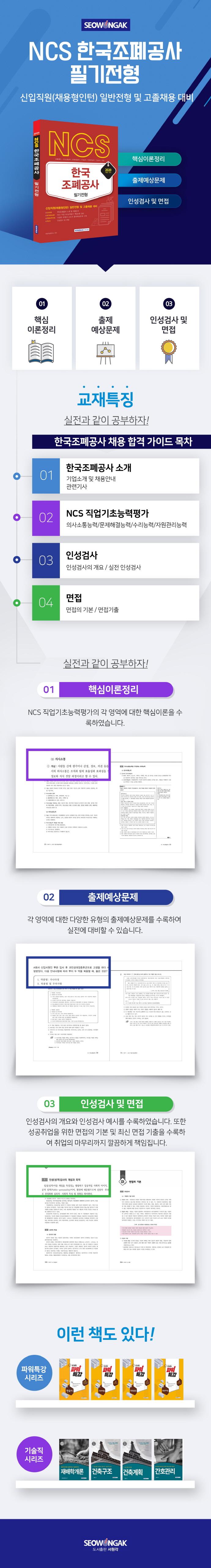 한국조폐공사 필기전형(2020)(NCS) 도서 상세이미지