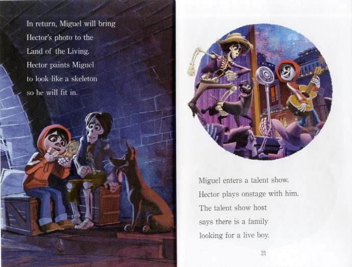 A Family Mystery (Disney/Pixar Coco) 도서 상세이미지