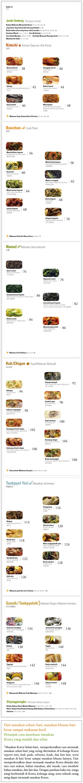 한국 가정 요리(인도네시아어판) 도서 상세이미지