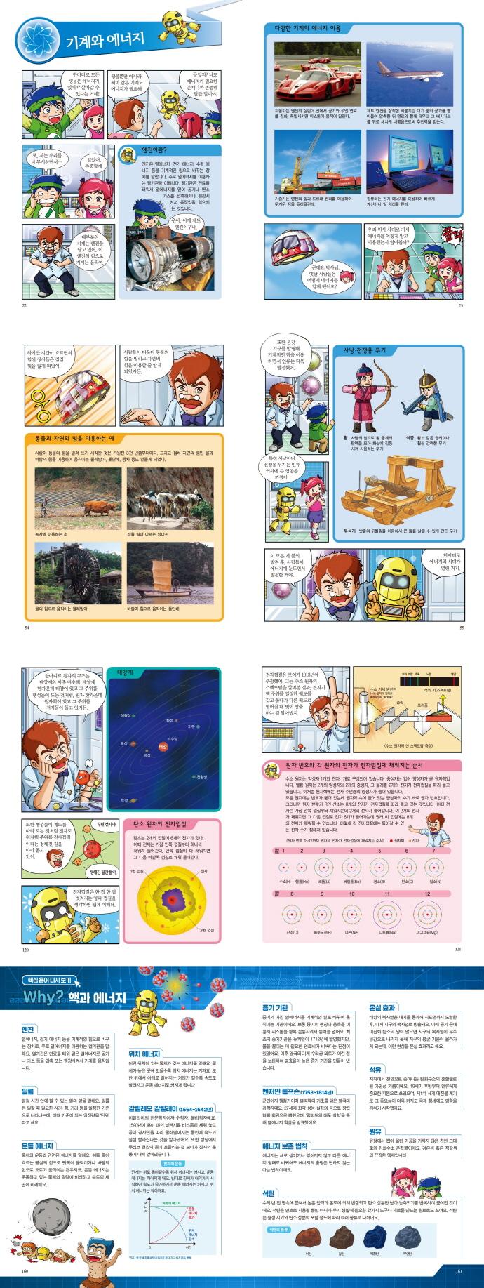 Why? 핵과 에너지(초등과학학습만화 12)(양장본 HardCover) 도서 상세이미지