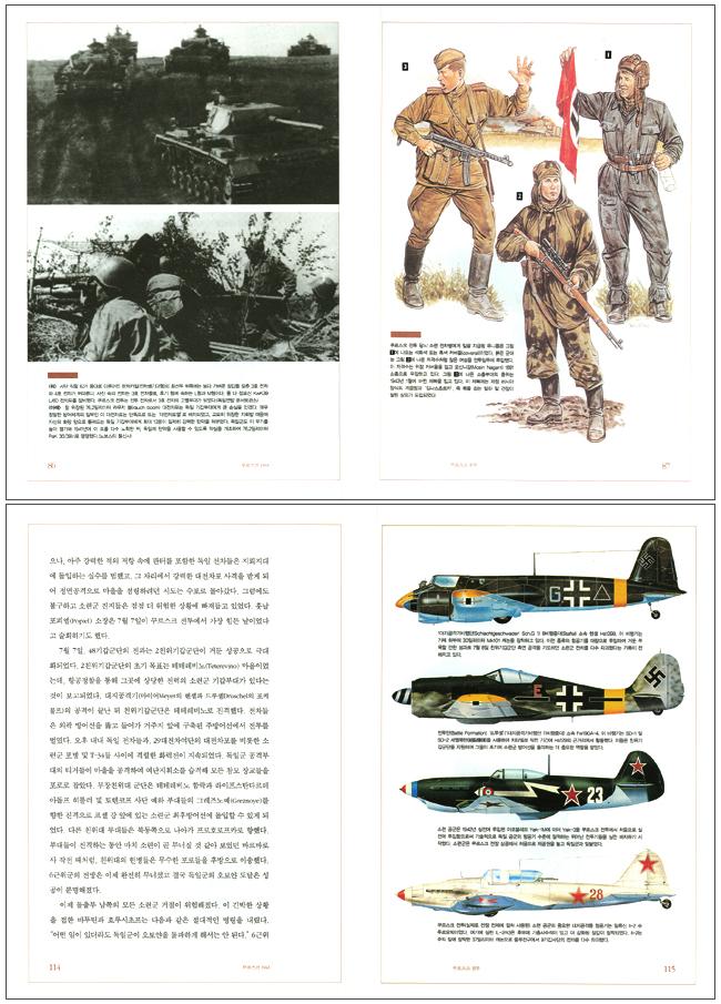 쿠르스크 1943(세계의 전쟁 7)(양장본 HardCover) 도서 상세이미지