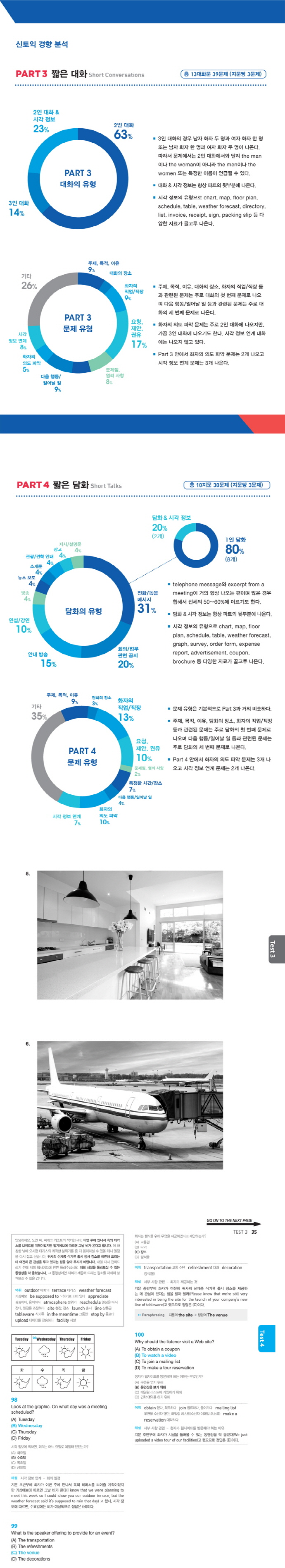 YBM 실전토익 LC 1000. 2(고득점 대비) 도서 상세이미지
