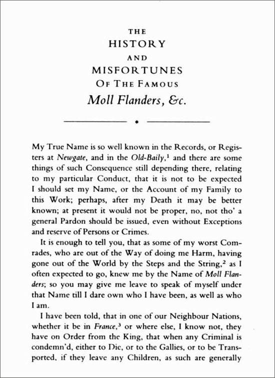 Moll Flanders (Revised) (Penguin Classics) 도서 상세이미지