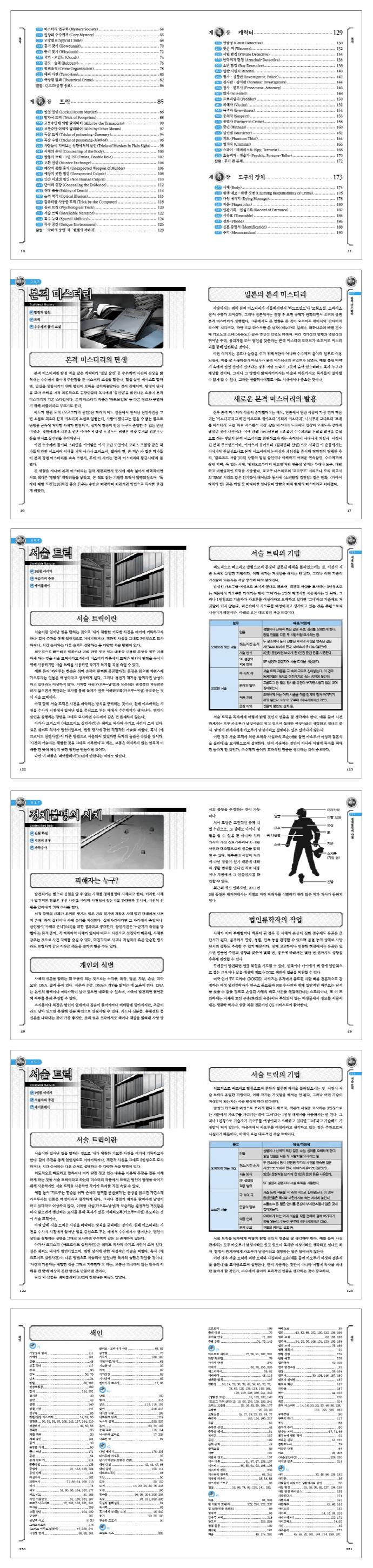 미스터리 사전(비즈앤비즈 게임 크리에이터 시리즈 7) 도서 상세이미지