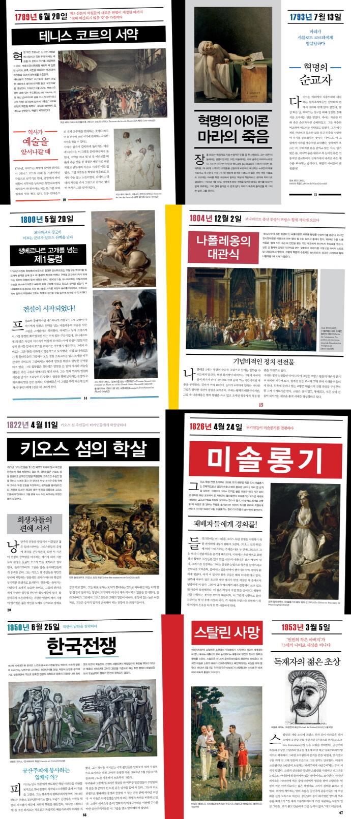 역사 앞에 선 미술(양장본 HardCover) 도서 상세이미지
