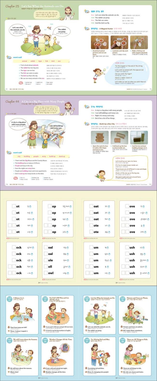 엄마는 친절한 영어 유치원 선생님(CD1장포함)(엄마는 선생님 4) 도서 상세이미지