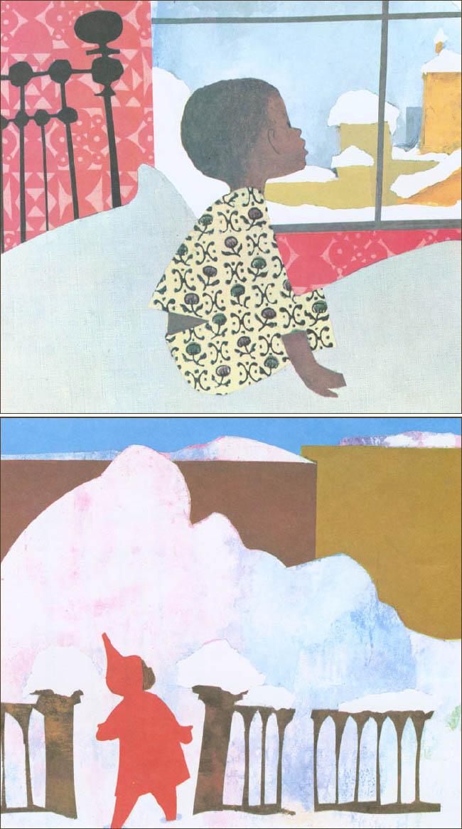 눈 오는 날(비룡소의 그림동화 12) 도서 상세이미지