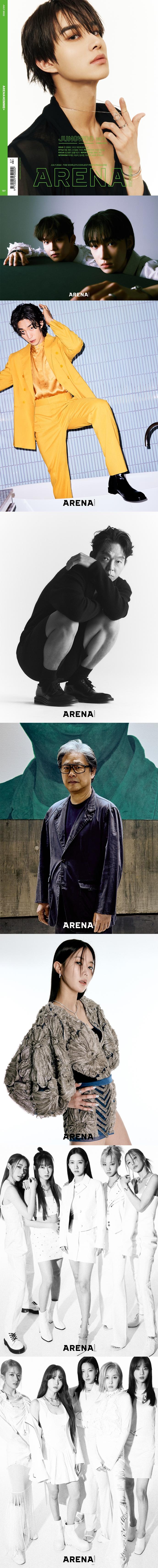 아레나옴므+(ARENA HOMME+)(7월호) 도서 상세이미지