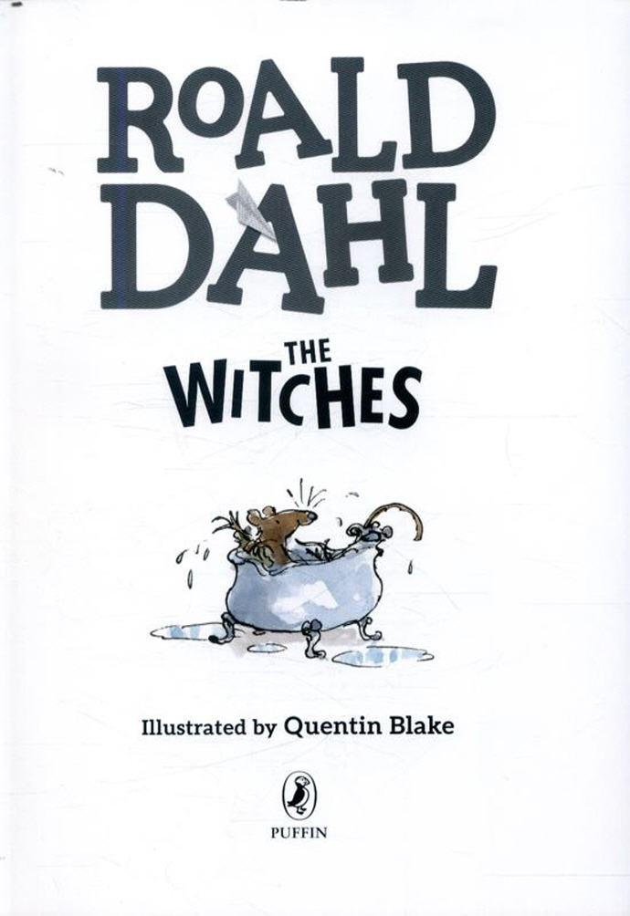 The Witches (Dahl Colour Editions) 도서 상세이미지