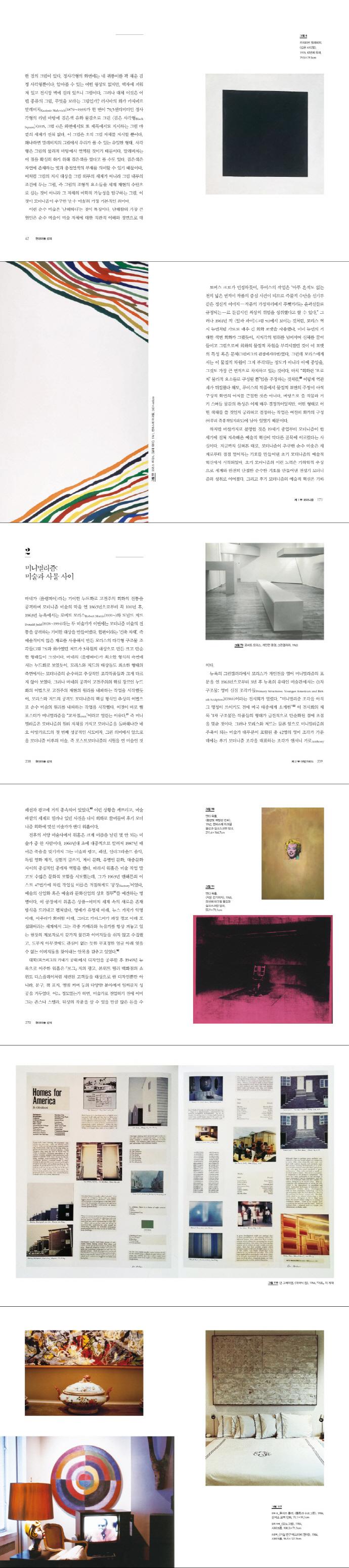 현대미술 강의 도서 상세이미지
