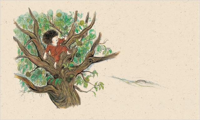 나무 도령 밤손이(네버랜드 우리 옛 이야기 19)(양장본 HardCover) 도서 상세이미지