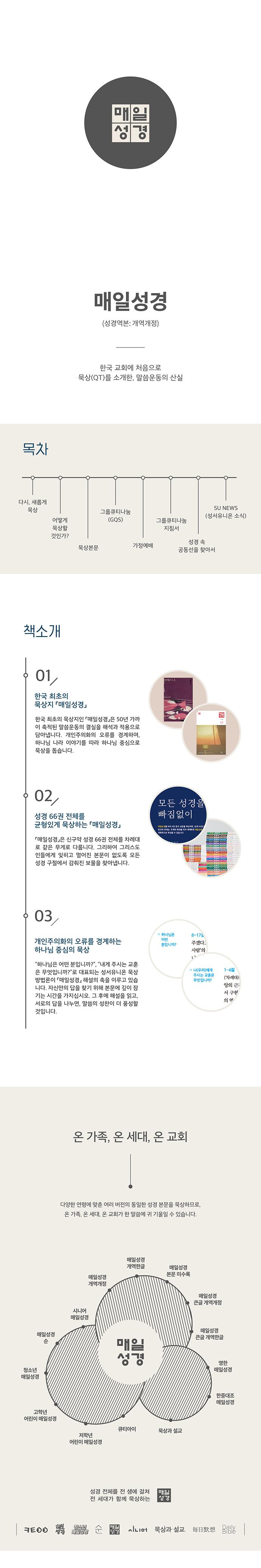 매일성경(본문수록)(개역개정)(2019년7/8월호) 도서 상세이미지
