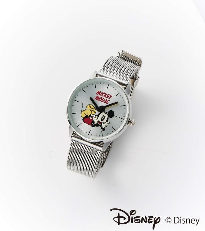 스프링 SPRING 2019.11 (미키마우스 손목시계) 도서 상세이미지