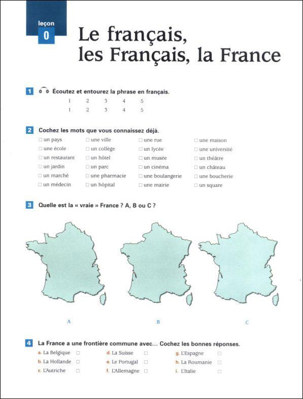 Festival 1: Methode de francais 도서 상세이미지