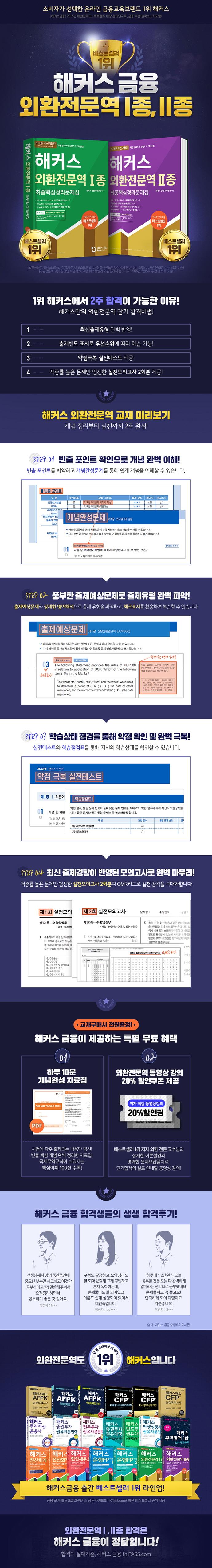 외환전문역 1종 최종핵심정리문제집(해커스)(개정판) 도서 상세이미지