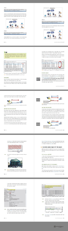 와이어샤크 개론 2/e(네트워크 프로그래밍 시리즈) 도서 상세이미지