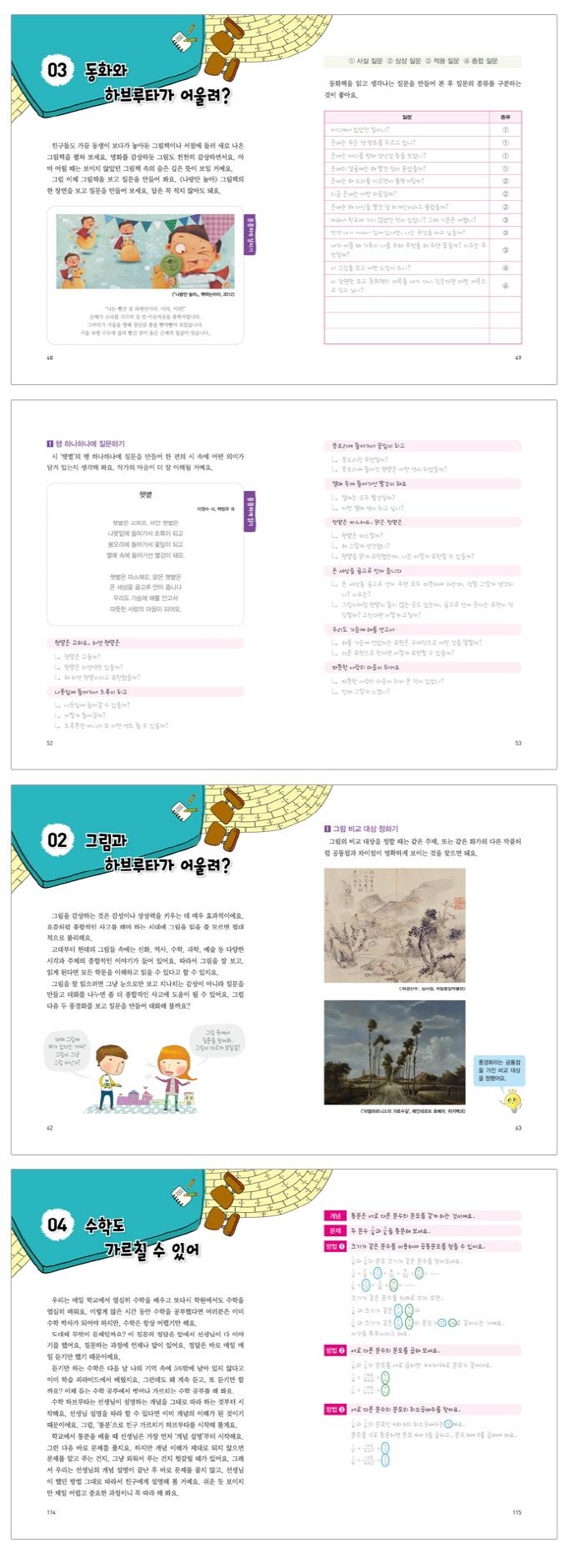 어린이 하브루타 공부법(미래 핵심역량을 키우는)(맛있는 공부 16) 도서 상세이미지