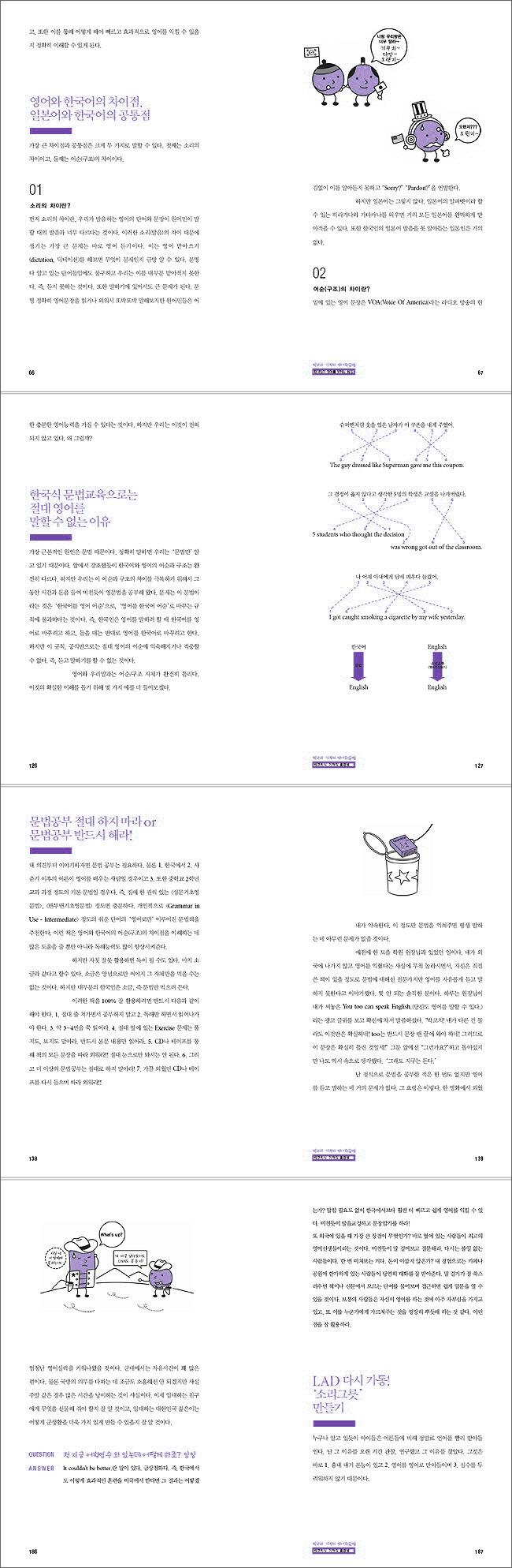 박코치 기적의 영어학습법(CD1장포함) 도서 상세이미지
