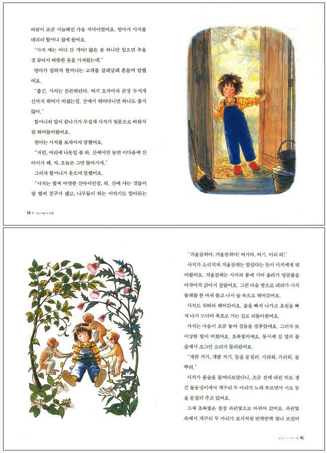 무지개산의 비밀(한림 저학년문고 8) 도서 상세이미지