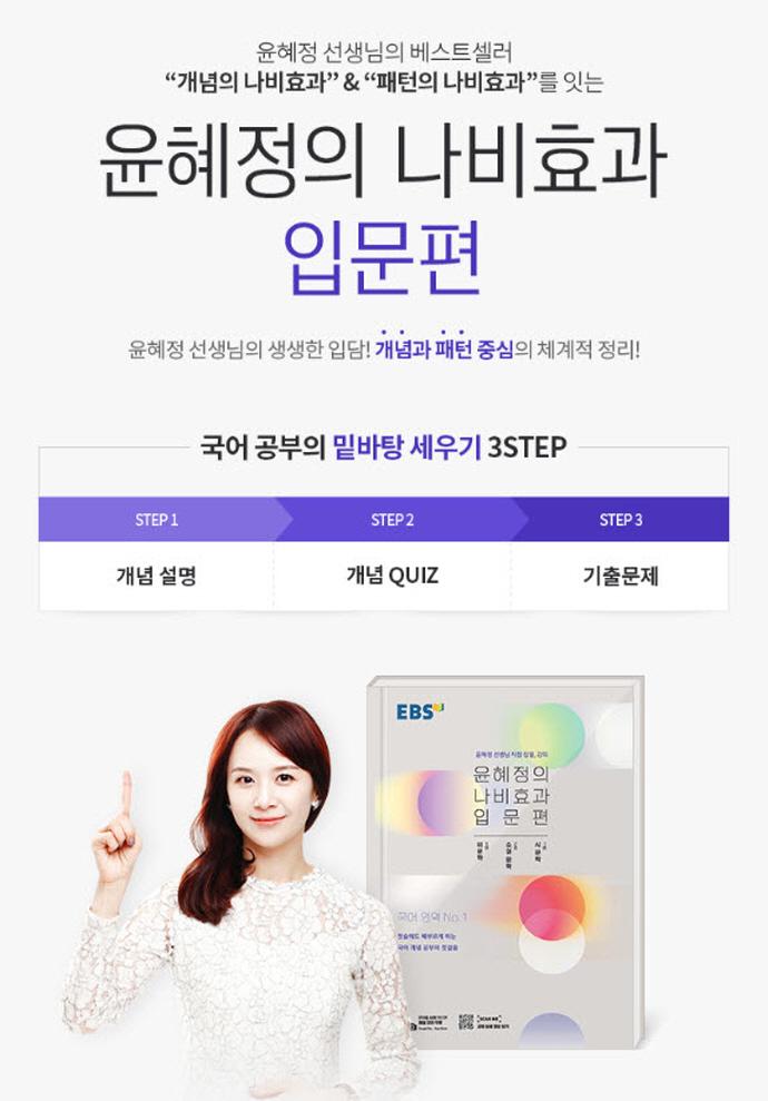 윤혜정의 나비효과 입문편(2020) 도서 상세이미지