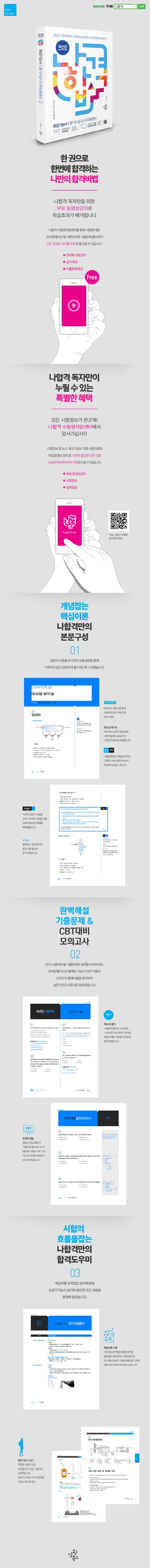 환경기능사 필기+실기+무료동영상(2020)(나합격)(개정판) 도서 상세이미지