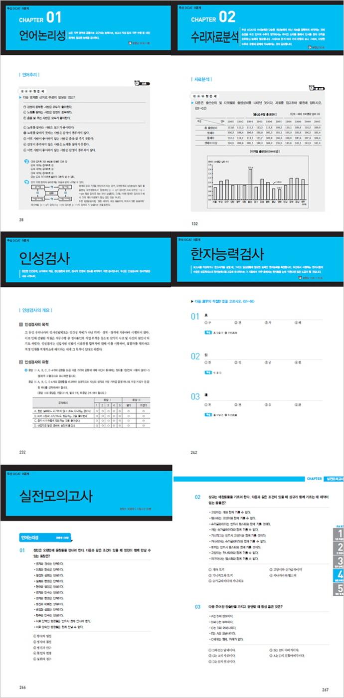 두산 DCAT 이공계(2015 하반기)(적성 캐스트) 도서 상세이미지