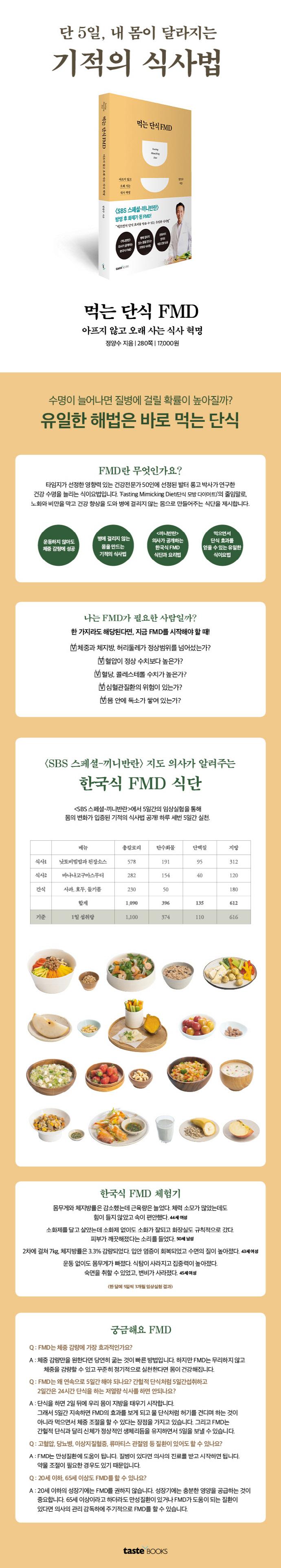 먹는 단식 FMD 도서 상세이미지