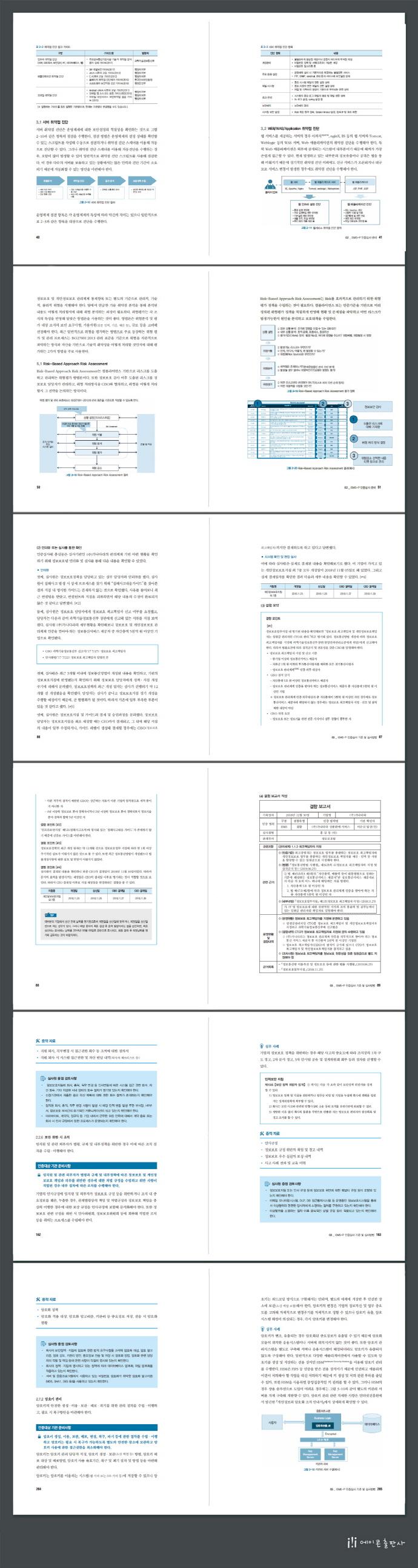 ISMS-P 인증 실무 가이드(2판) 도서 상세이미지