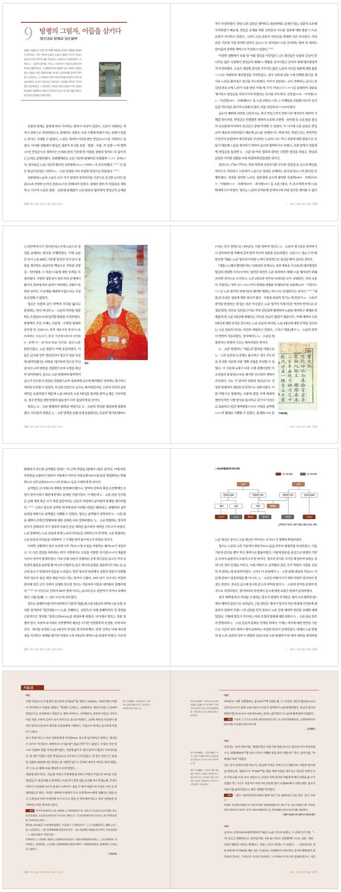 뿌리 깊은 한국사 샘이 깊은 이야기. 5: 조선 후기 도서 상세이미지