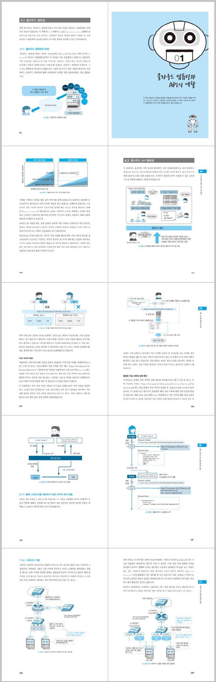 클라우드 인프라와 API의 구조(그림으로 배우는) 도서 상세이미지