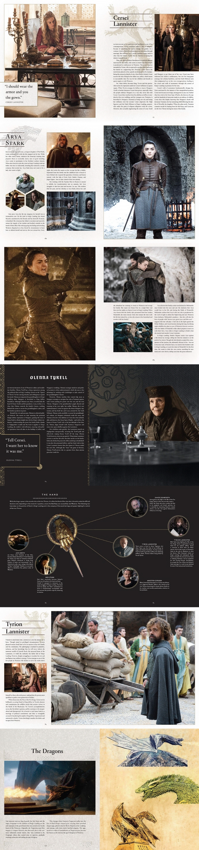Game of Thrones: A Guide to Westeros and Beyond 도서 상세이미지