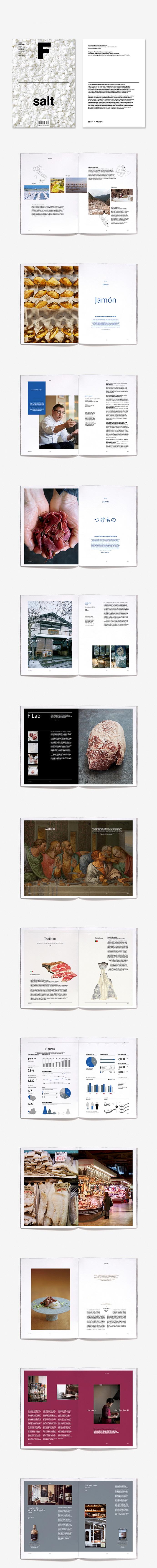 매거진 F(Magazine F) No.1: 소금(Salt)(한글판) 도서 상세이미지