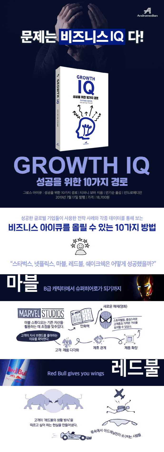 그로스 아이큐(Growth IQ) 도서 상세이미지