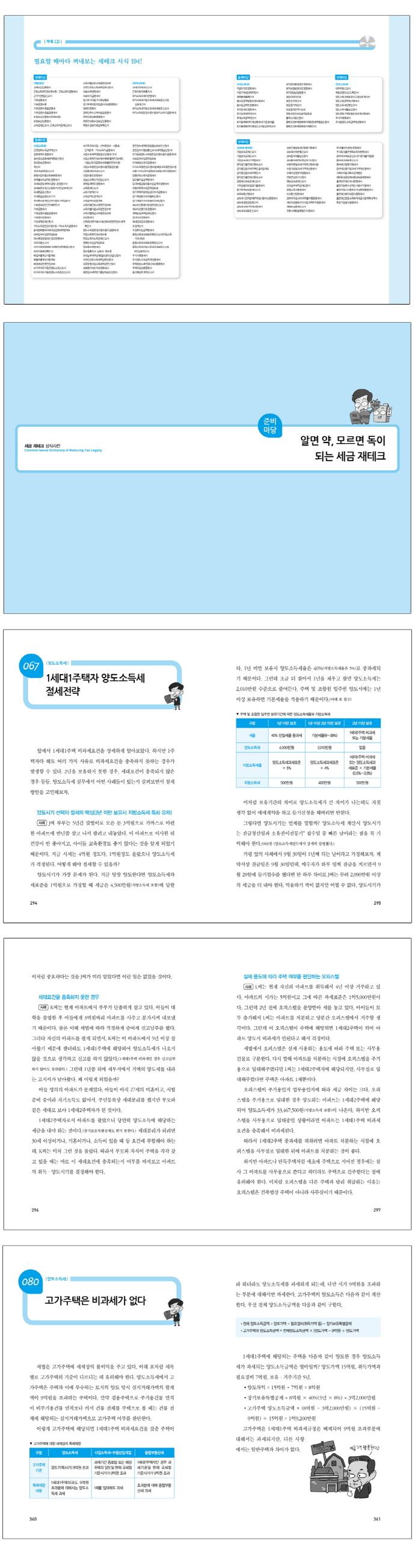 세금 재테크 상식사전(2014)(CD1장포함) 도서 상세이미지