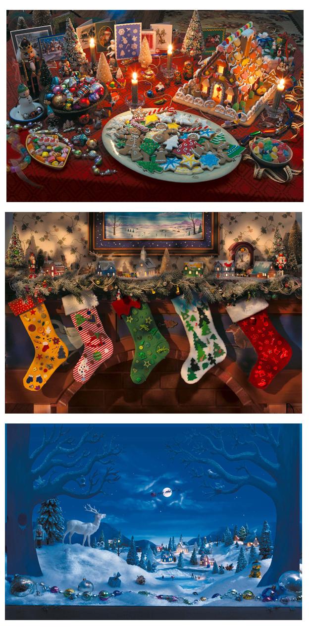 너도 보이니. 4: 크리스마스 전날 밤(달리 지식 그림책 8)(양장본 HardCover) 도서 상세이미지