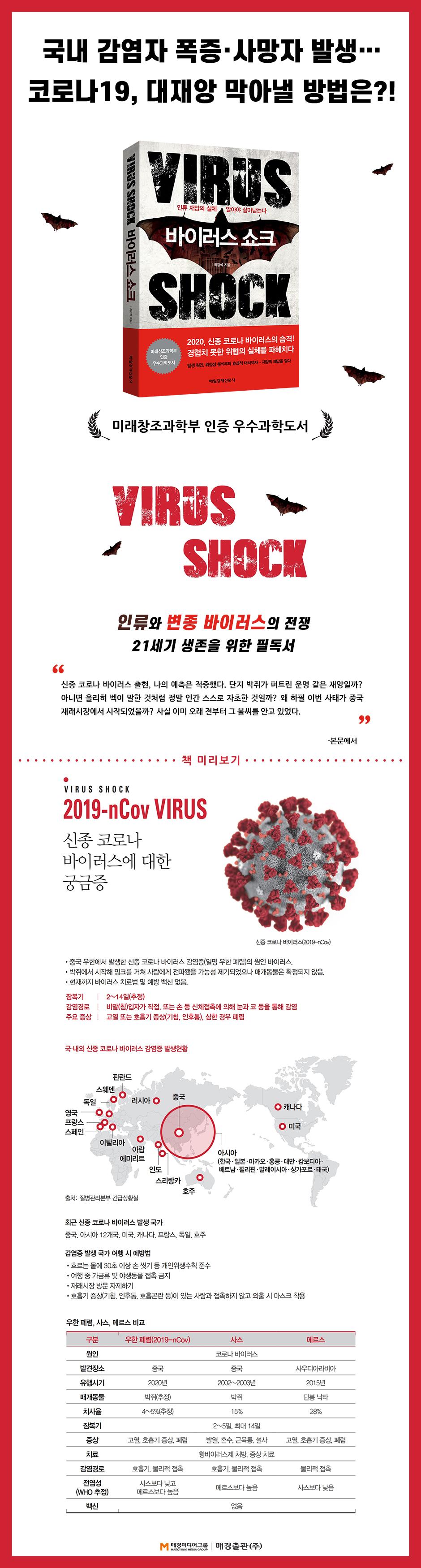 바이러스 쇼크(2판) 도서 상세이미지