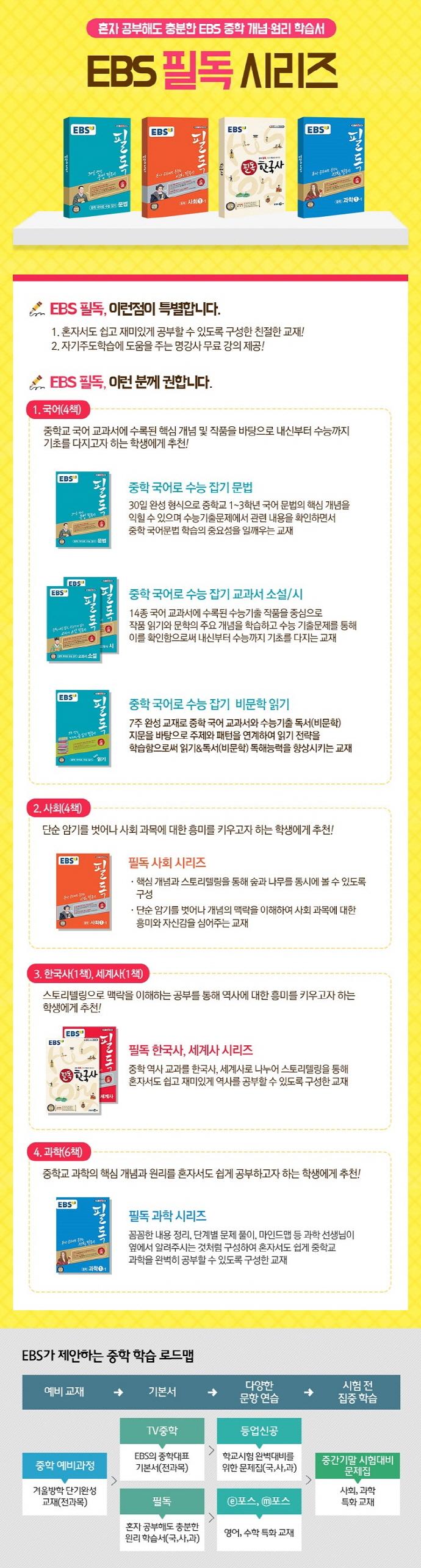 중학 한국사(2020)(EBS 필독) 도서 상세이미지