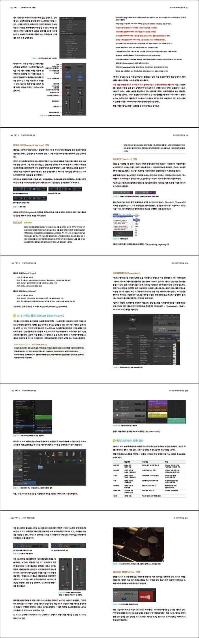 Logic Pro X(위키북스 Mac Life 시리즈 2) 도서 상세이미지