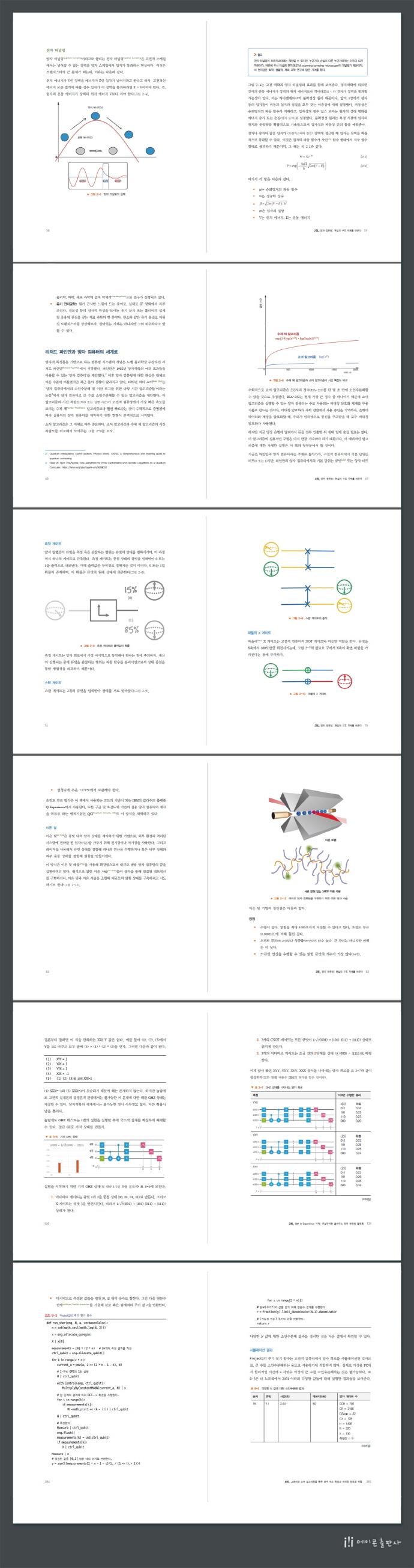 양자 컴퓨터 프로그래밍(클라우드 컴퓨팅) 도서 상세이미지