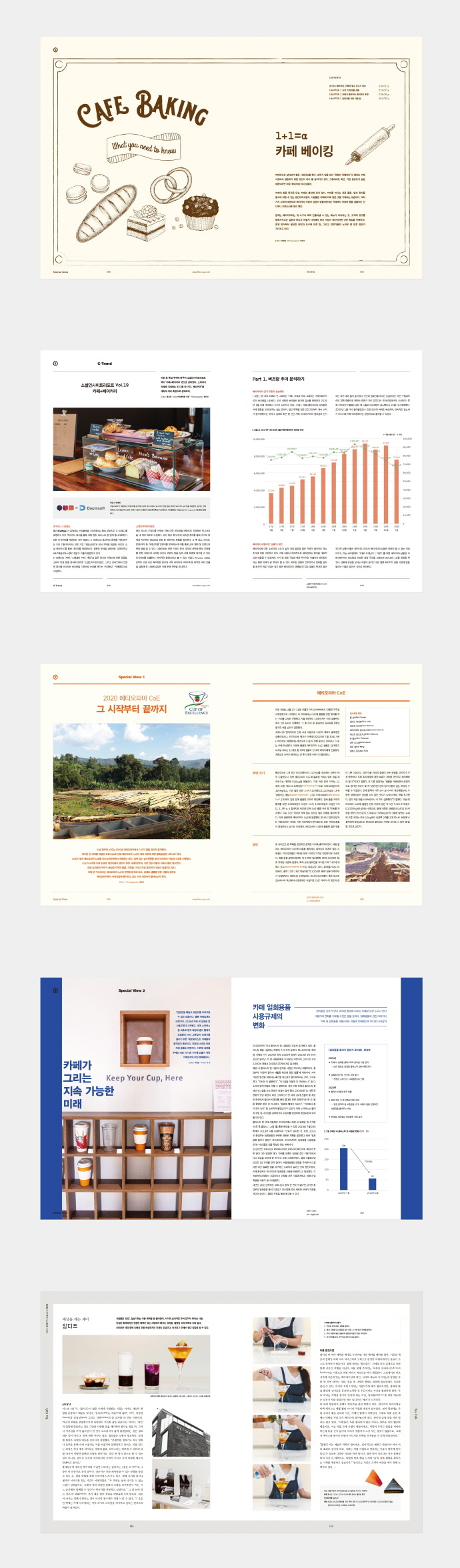월간 커피(2019년 9월호) 도서 상세이미지