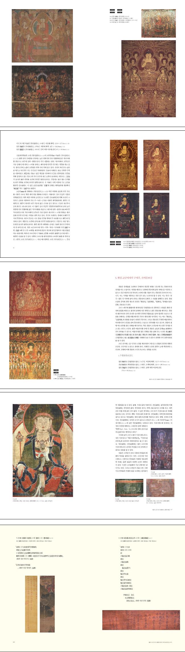 조선전기 불화연구(STUDY FILE 6)(양장본 HardCover) 도서 상세이미지