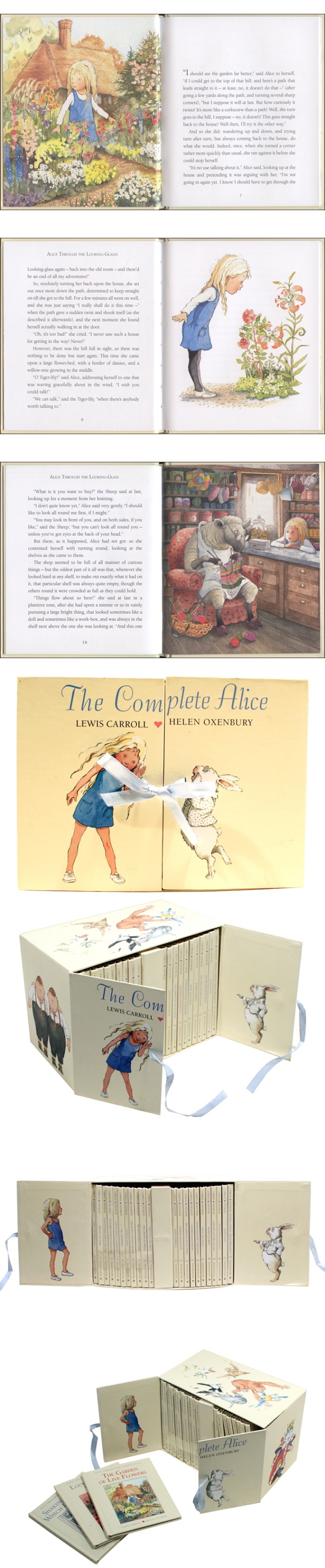 The Complete Alice Slipcase 도서 상세이미지