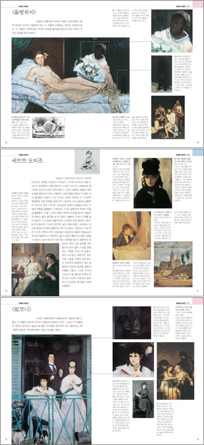 마네: 전통에 반기를 든 근대의 화가(ART BOOK 14) 도서 상세이미지