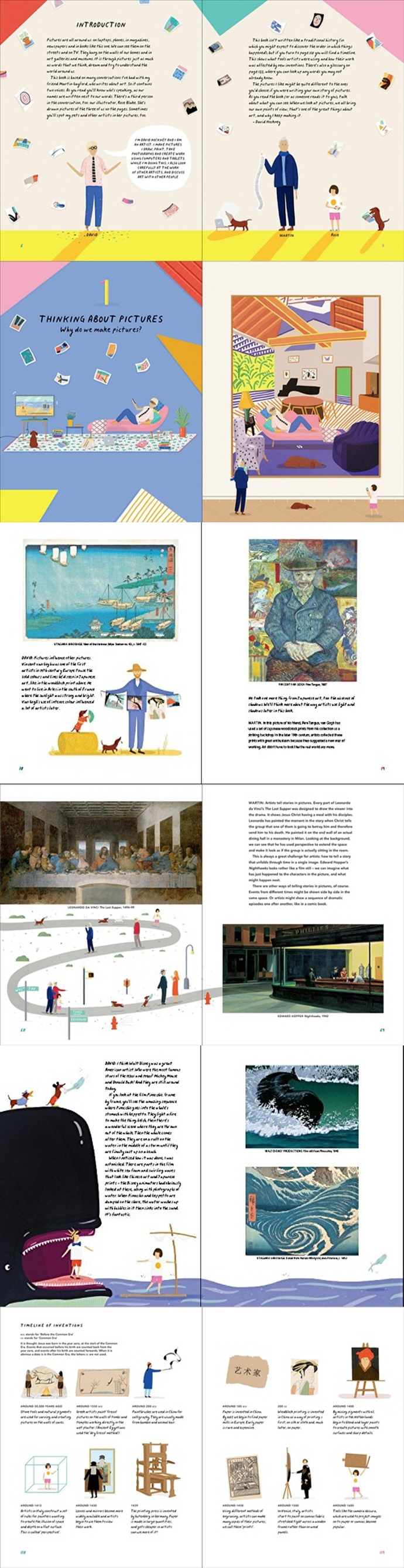 A History of Pictures for Children 도서 상세이미지