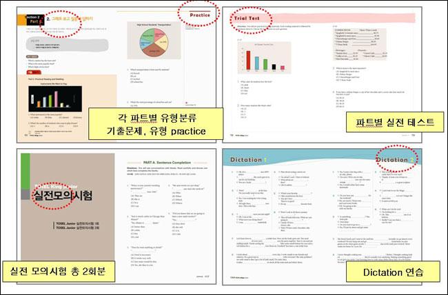 TOSEL KING JUNIOR: 기본편(CD2장포함) 도서 상세이미지