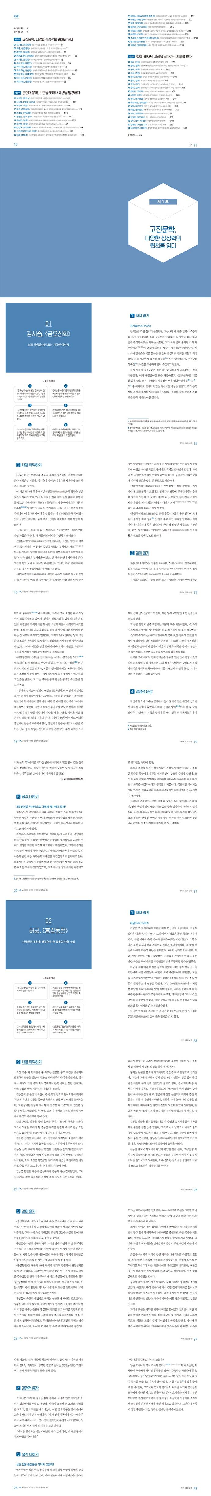 최소한의 동양 고전 도서 상세이미지